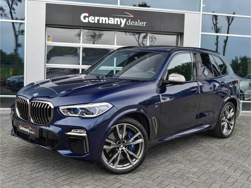BMW X5 M50d M-Sportpakket Laser-LED H&K Pano Head-Up Swarovski Comf.Zetels 22-Inch! afbeelding 10