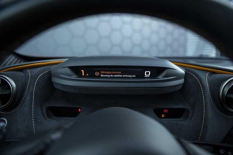 McLaren 720S 4.0 V8 Performance BTW + CF INTERIOR + LIFTING + SOFT CLOSE afbeelding 13