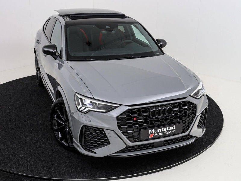 Audi Q3 Sportback TFSI RS 400 pk Pano.Dak   360 Camera   Carbon   Adapt. Cruise   Alcantara Sportstuur   Garantie tot 2026*   afbeelding 11