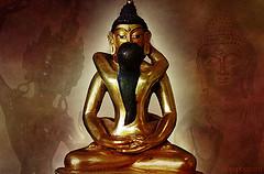 Shiva/Shakti por AlicePopkorn. Licencia Creative Commons
