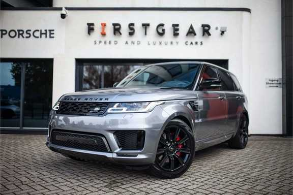 Land Rover Range Rover Sport P400e HSE Dynamic *Stuurverw. / Pano / Meridian / Blackpack*