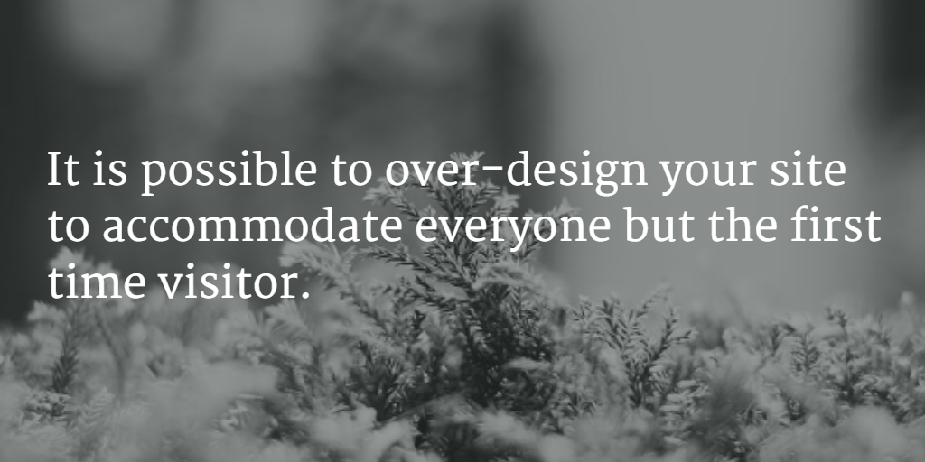 possible-to-over-design
