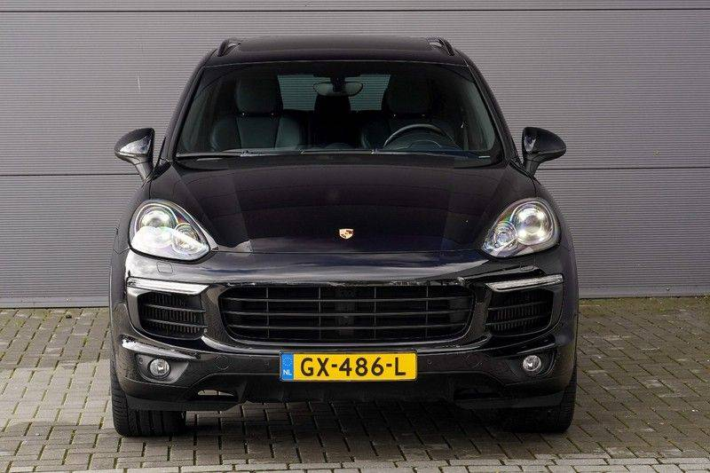 "Porsche Cayenne 3.0 D Facelift Luchtv. Pano Bose Sportchrono 21"" afbeelding 13"