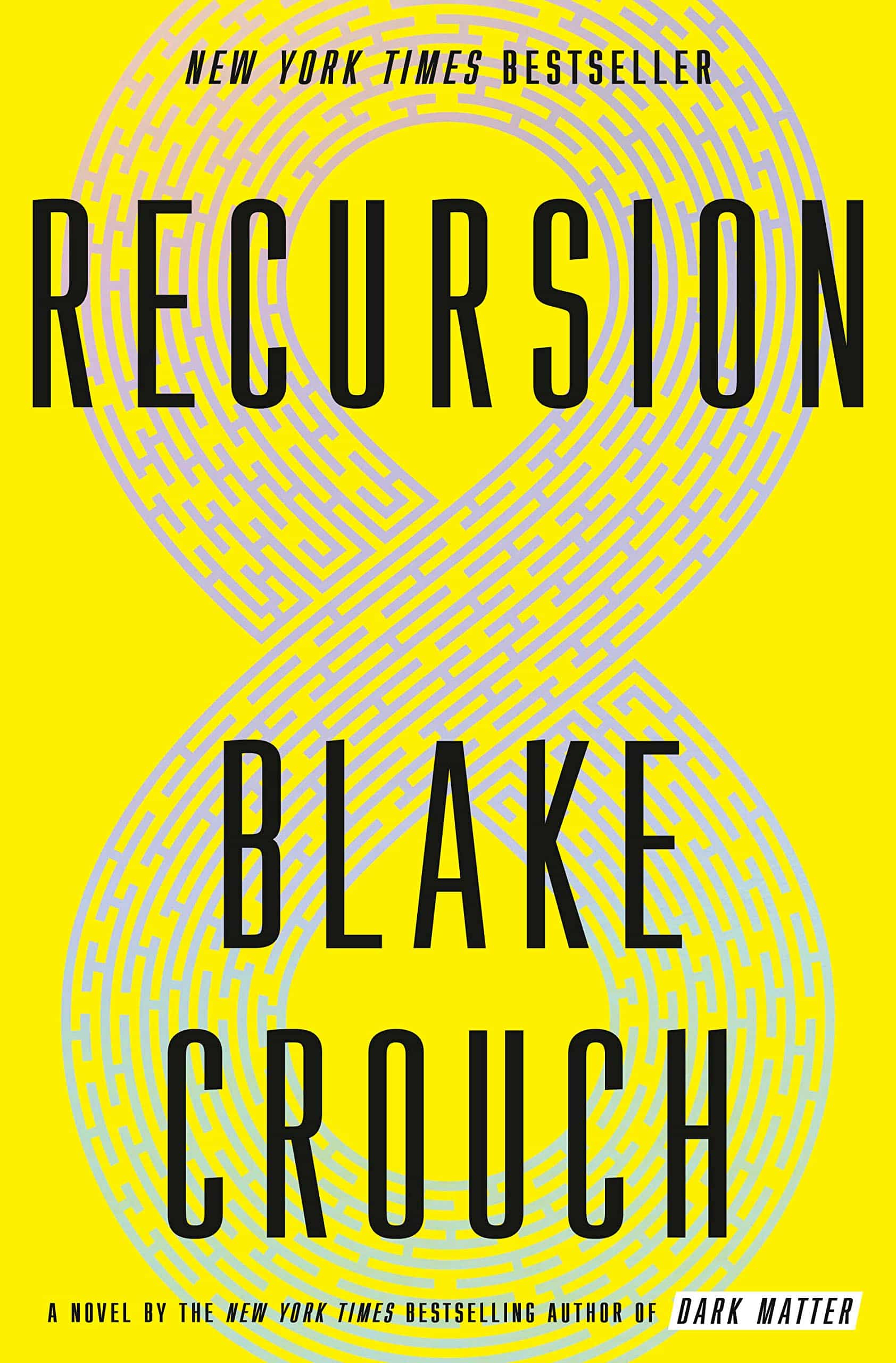 The cover of Recursion