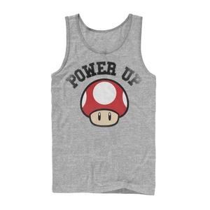 Mario Power Up Mushroom - Tank