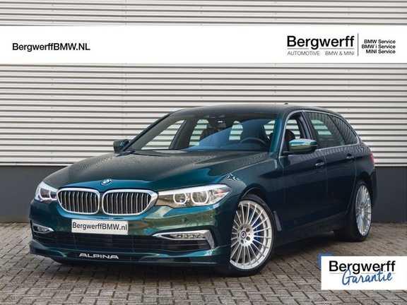 BMW 5 Serie Touring Alpina B5 Bi-Turbo