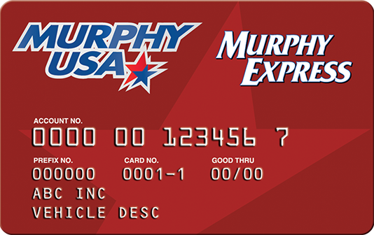 Murphy card