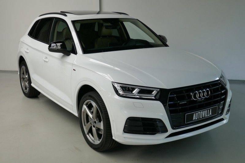 """Audi Q5 2.0 TDI quattro Design Panorama - 20""""LM afbeelding 3"""
