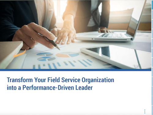 Accruent - Resources - eBooks - Transform Your Field Service Organization into a Performance-Driven Leader - Cover Image