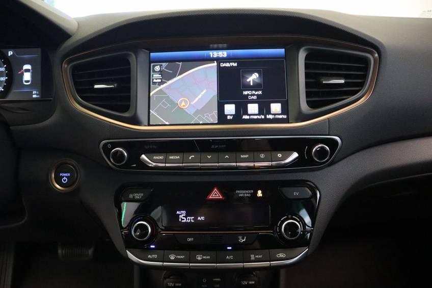 Hyundai IONIQ Comfort EV 4% Bijtelling NIEUW!! 21.116 ex. BTW Navigatie Adaptive-Cruise afbeelding 11