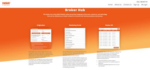 Broker Hub - Nowfinance