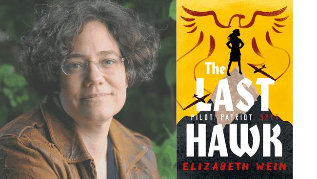 Interview with The Last Hawk author Elizabeth Wein
