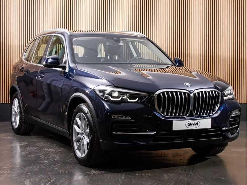 BMW X5 xDrive45e Inc. BTW nieuw afbeelding 4