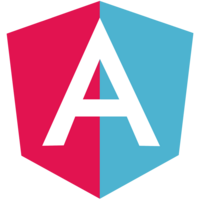 Angular in flip flops logo