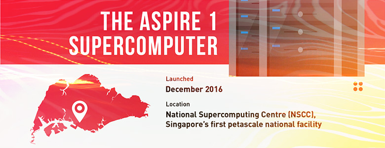 Singapore's fast and furious Supercomputer