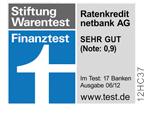 netbank Finanztest