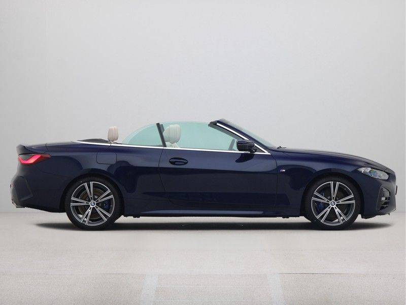 BMW 4 Serie Cabrio 420i High Executive M-Sport Automaat afbeelding 10