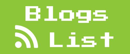 Blogs List
