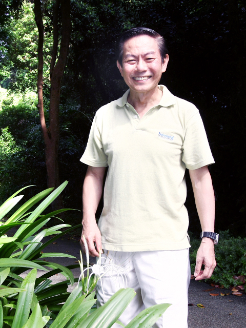 Professor Leo Tan