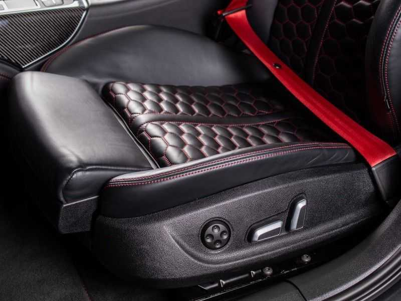 Audi A6 Avant 4.0 TFSI RS6 quattro perfomance | Dynamiekpakket plus | Carbon Optiek | B&O advanced | RS-sportuitlaat | DAB+ | Head-up display | Alcantara Hemel | Pano dak | Nachtzicht | afbeelding 24