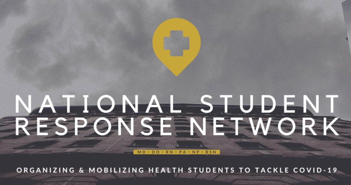 Partnership with National Student Response Network