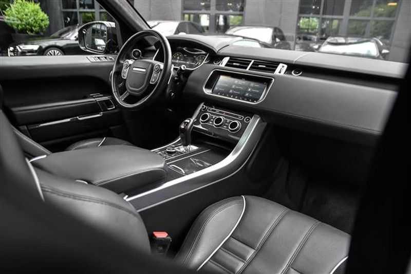 Land Rover Range Rover Sport 5.0 SVR PANO.DAK+CARBON+ACC+HEADUP NP.224K afbeelding 13