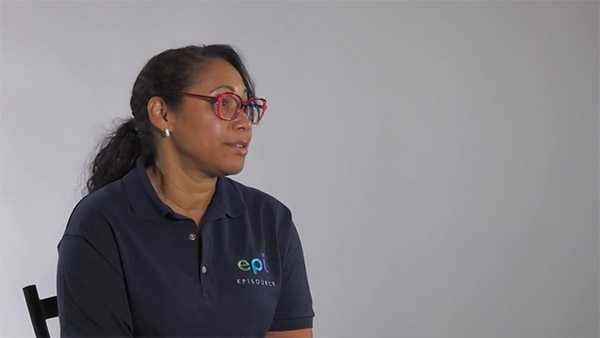 Tonia Byrd, Episource Director of Record Retrieval Testimonial Video Poster