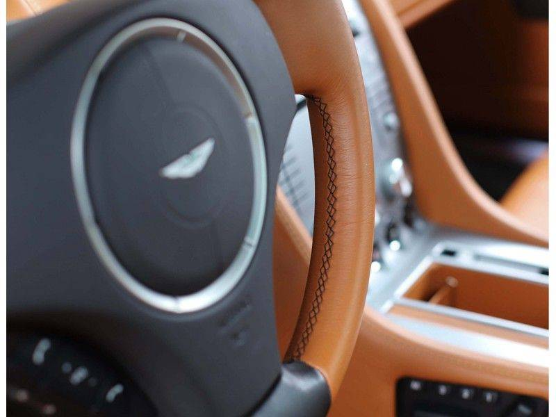 Aston Martin DB9 5.9 V12 *450 PK*Perfecte staat* afbeelding 25