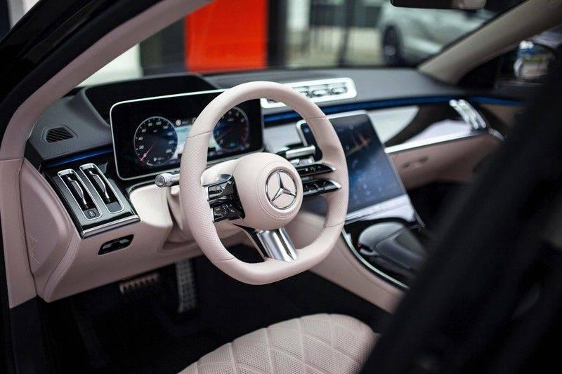 "Mercedes-Benz S-Klasse 500 4Matic Lang AMG NP €193.000 *Pano / 3D Burmester / HUD / Distronic / 21"" / 3D Display* afbeelding 9"
