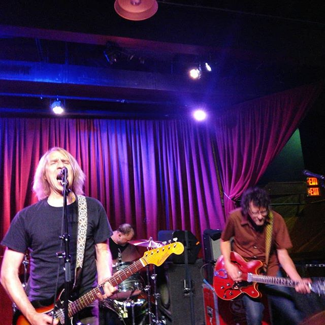 Mudhoney at Off Broadway, 2019