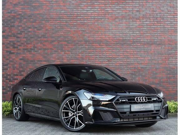 Audi A7 Sportback 50TDI Quattro *HUD*Pano*Trekhaak*B&O*Soft-Close*luchtvering*