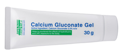 Tube de gluconate de calcium