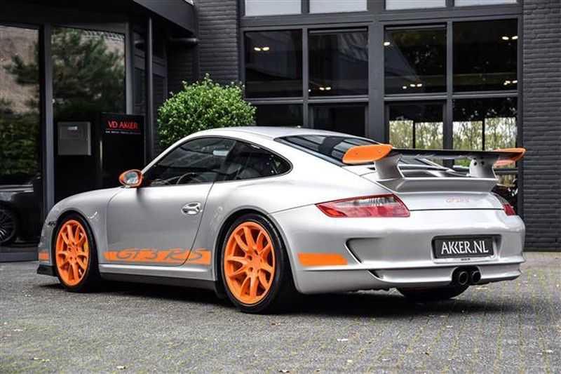 Porsche 911 GT3 RS CARBON SCHAALSTOELEN+ROLKOOI afbeelding 19
