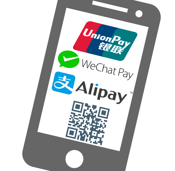 Top payment systems in China: UnionPay, WeChat Pay, Alipay