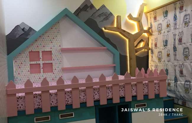 jaiswal's residence 3bhk Thane