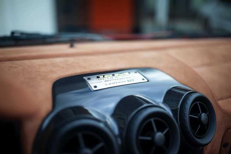 Ferrari F430 4.3 V8 Scuderia Spider 16M afbeelding 9