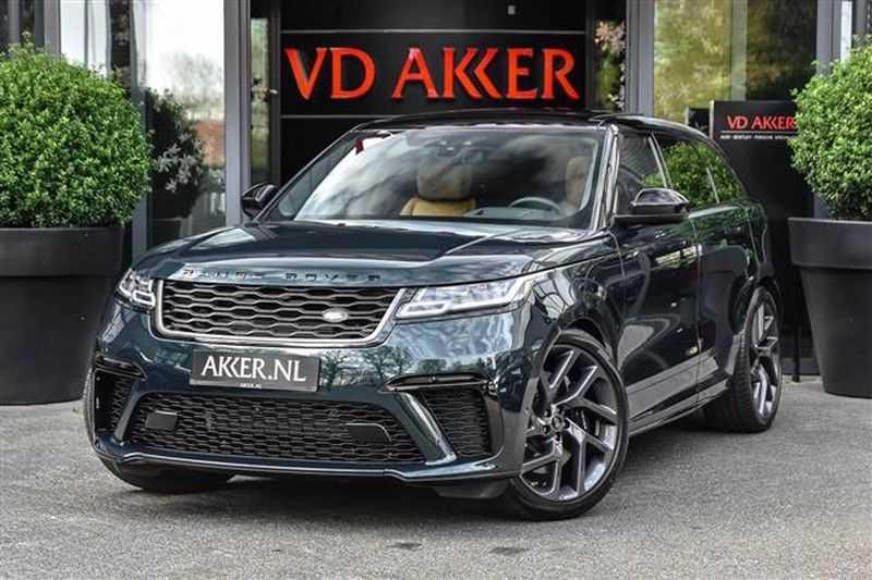 Land Rover Range Rover Velar 5.0 SVAUTOBIOGRAPHY DYNAMIC HEADUP+MULTIMEDIA