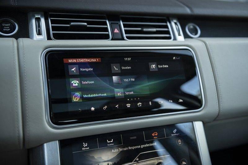 Land Rover Range Rover 3.0 TDV6 Autobiography Verwarmde Gekoelde en Massage Stoelen + Trekhaak + Adaptive Cruise Control + Head Up Display + 360 Camera afbeelding 25