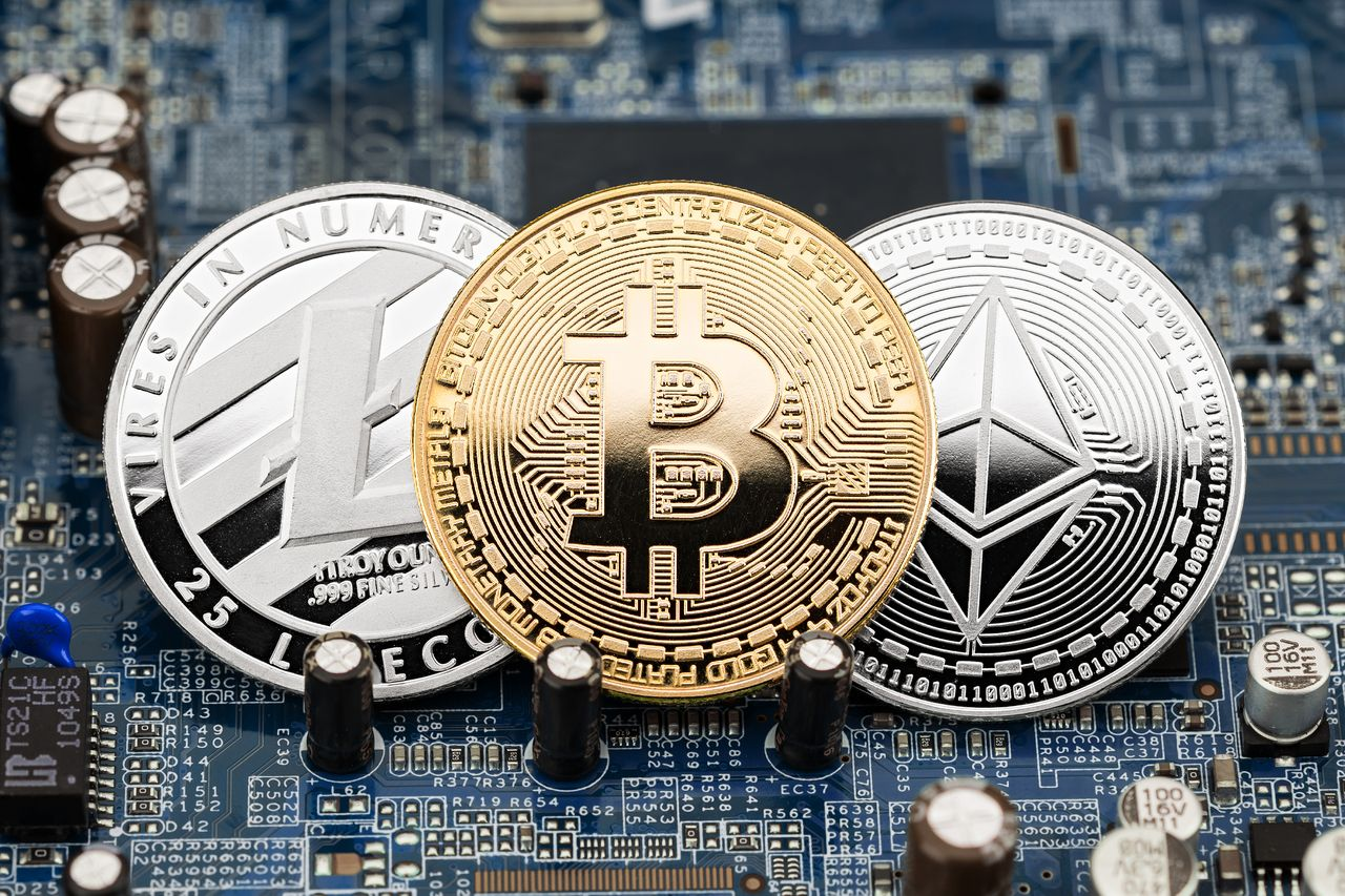 Intercontinental Exchange's Cryptocurrency Venture to Go Public Through a SPAC