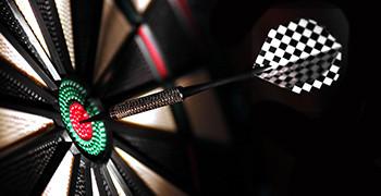 Darts at Potters Resort