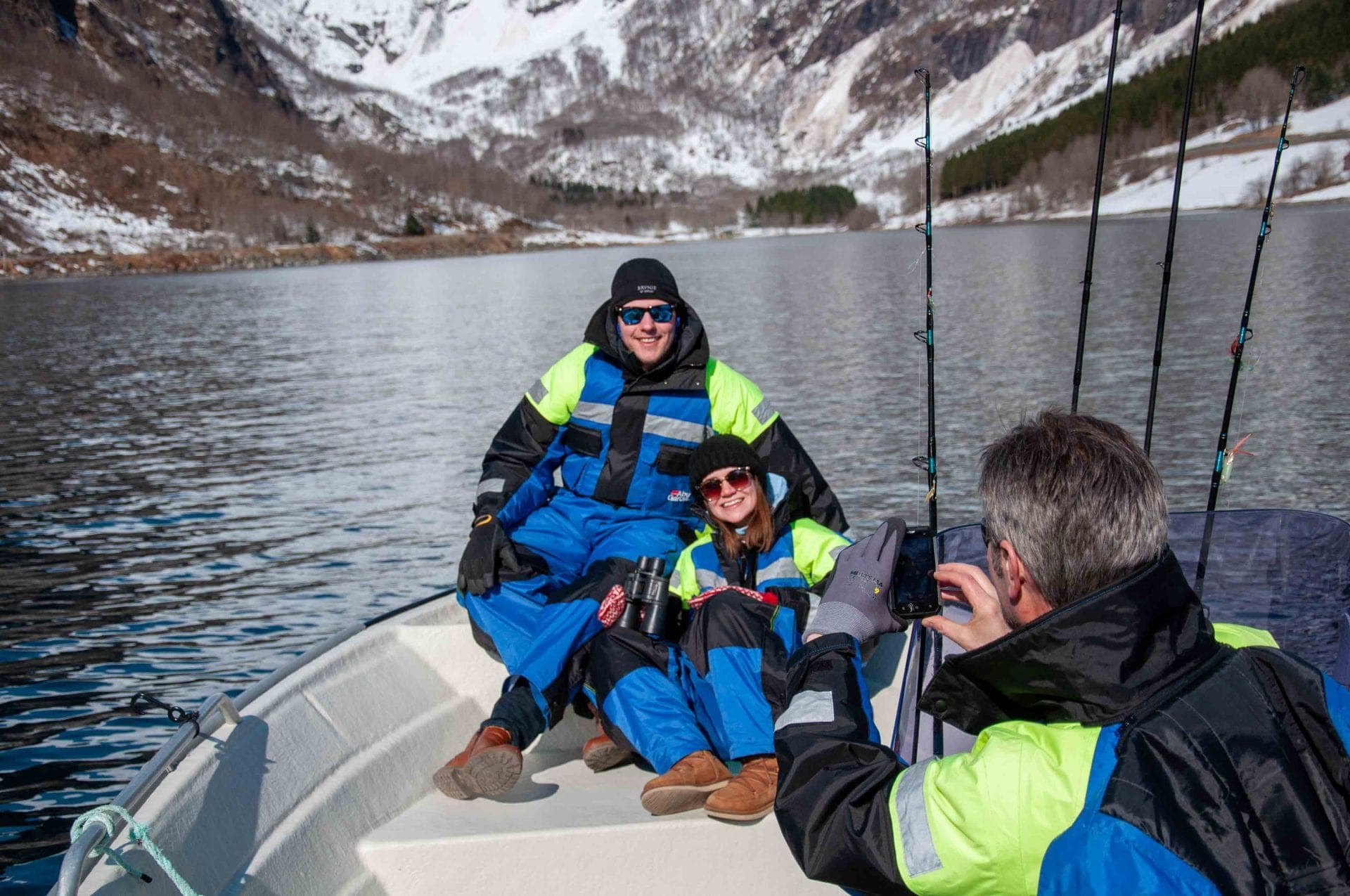 Balestrand Fjord Angling - In a nutshell