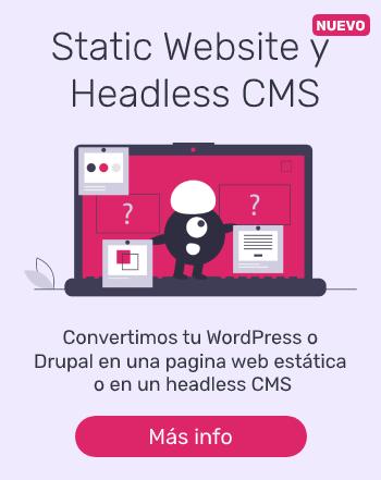 Static Website Y Headless CMS