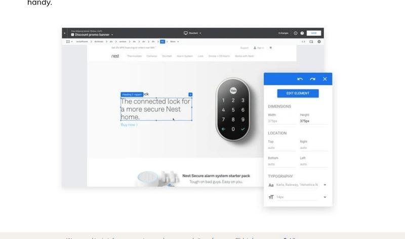 Google Marketing Platform website