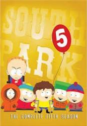 cover South Park - S5