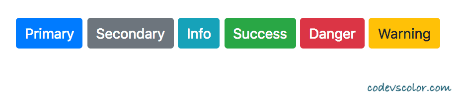 bootstrap button group two