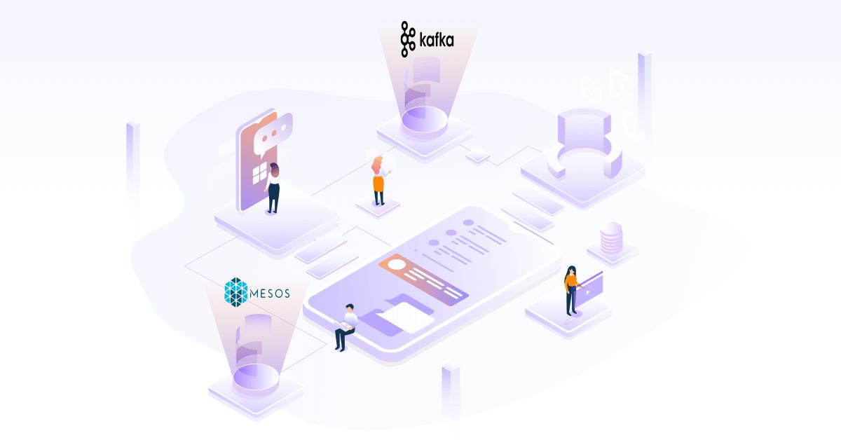 Built a Global Kafka Messaging Platform on Mesos