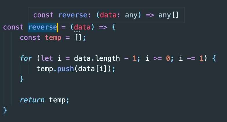 typescript-infer-any
