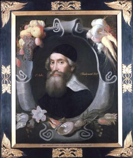 Tradescant John (the elder)