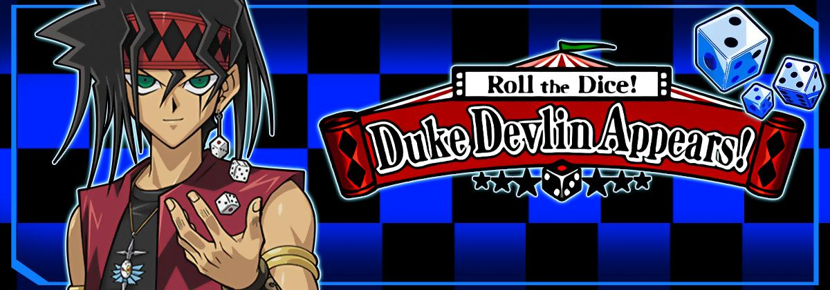 Roll the Dice - Duke Event | YuGiOh! Duel Links Meta