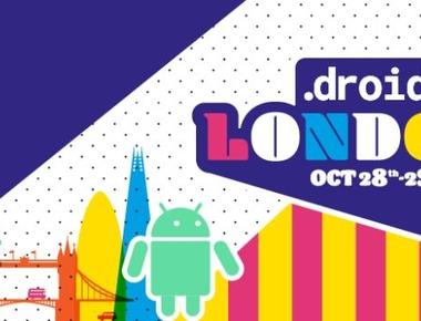 Meet me at droidcon London 2021